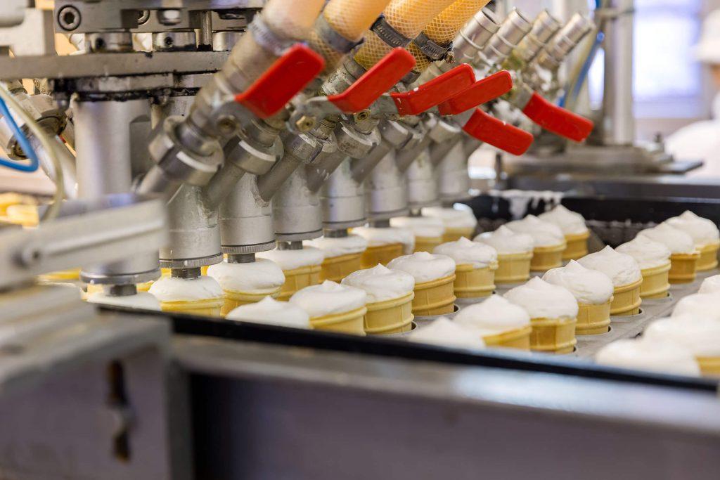 Microbiologial testing food industry