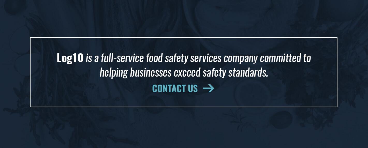 Log10 contact us