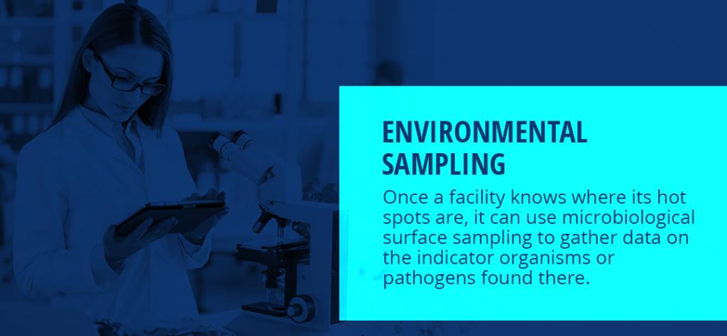 routine environment sampling