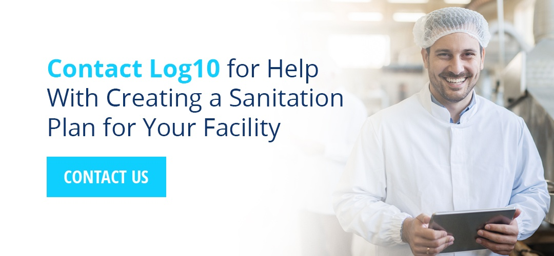 help create a sanitation plan
