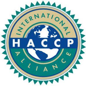 HACCP international alliance seal
